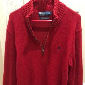 Polo Ralph Lauren Half-Zip Sweater, Men's Size M